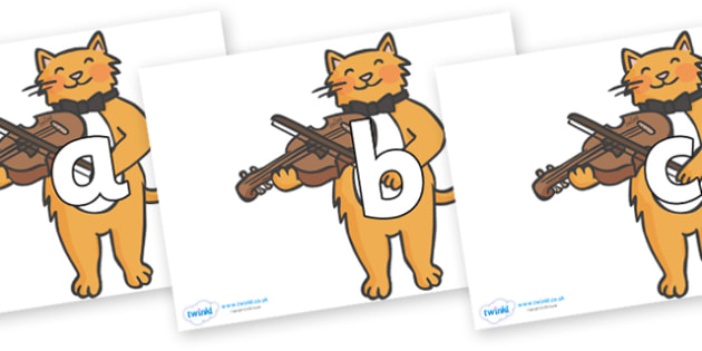 Phoneme Set on Cat and Fiddle - Phoneme set, phonemes, phoneme, Letters and Sounds, DfES, display, Phase 1, Phase 2, Phase 3, Phase 5, Foundation, Literacy