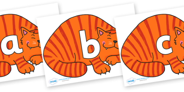 Phoneme Set on Hullabaloo Cat to Support Teaching on Farmyard Hullabaloo - Phoneme set, phonemes, phoneme, Letters and Sounds, DfES, display, Phase 1, Phase 2, Phase 3, Phase 5, Foundation, Literacy