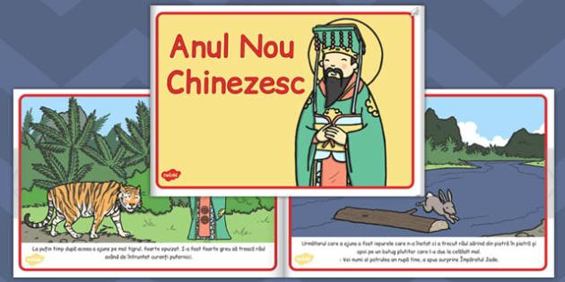 Anul Nou Chinezesc, rezumat cu imagini, carte electronica, ebook, Romanian