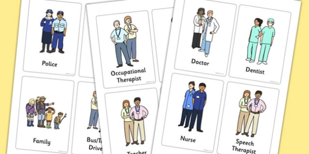 people who help us Pictures - People Who Help Us Primary Resources, emergency service, role play