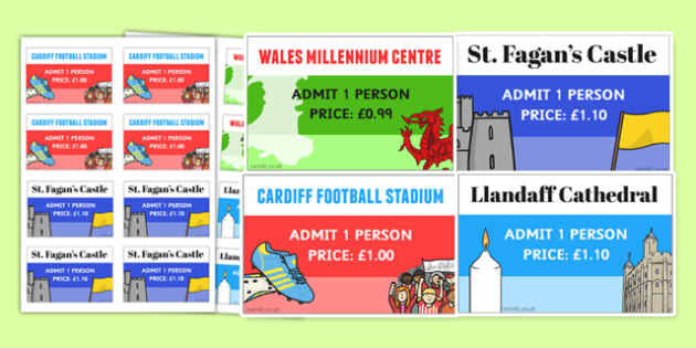 Cardiff Tourist Attraction Role Play Tickets - cardiff, roleplay