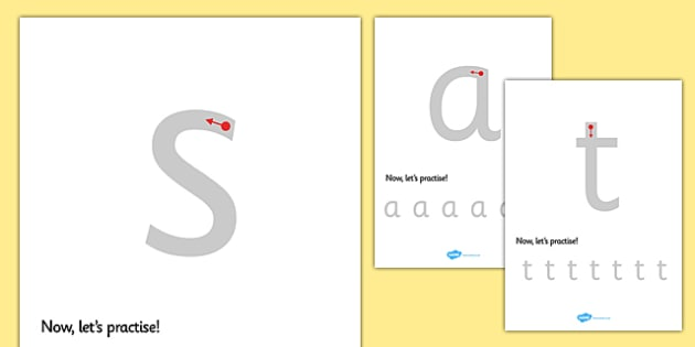 Phase 2-3 Grapheme Tracing Letter Activity Sheet Pack - tracing