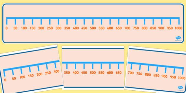 Multiples of 50 Display Banner - multiples, 50, display, banner