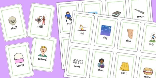 SC, SK Playing Cards - sc, sk, playing cards, play, cards, sound