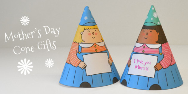 Australia Mother's Day Cone Girl Gift