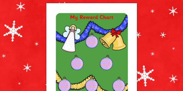 Christmas Sticker Reward Chart (30mm) - Christmas Sticker Reward Chart, christmas, xmas, santa, reward chart, chart, reward, 30mm, 30 mm, stickers, twinkl stickers, award, certificate, well done, behaviour management, behaviour, christmas meal, crack