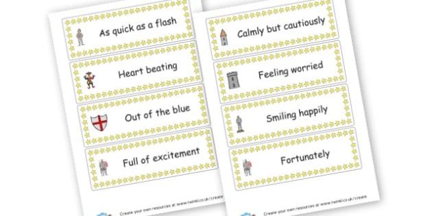 Spectacular Sentence Openers - KS2 Writing Aids, Writing, English, Literacy, Writing, KS2 English