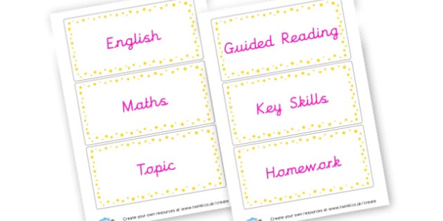 Book Box Labels - Classroom Signs & Label Primary Resources, labels, posters, rules