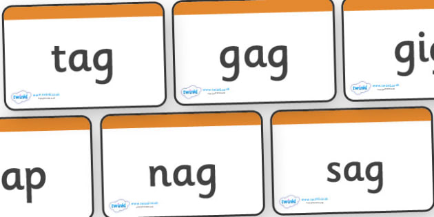 Words Using Sets 1 to 3 GPC Word Cards - Phase 2, suggested words for practising reading and spelling, suggested words, GPC, GPCs, Phase two, Word cards, DfES Letters and Sounds, Letters and sounds, phase 3 activity