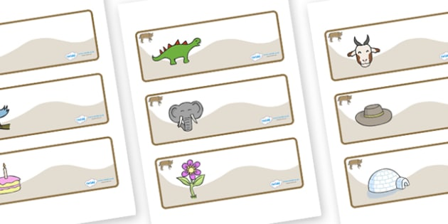Bobcat Themed Editable Drawer-Peg-Name Labels - Themed Classroom Label Templates, Resource Labels, Name Labels, Editable Labels, Drawer Labels, Coat Peg Labels, Peg Label, KS1 Labels, Foundation Labels, Foundation Stage Labels, Teaching Labels