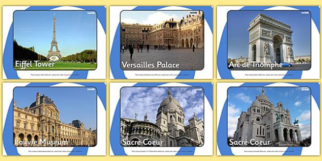 Paris Display Photos - Display Posters, Paris, France, francais, A4, display, Eiffel Tower, Lovre, Notre Dame, Defense, Invalides, Champs Elysees