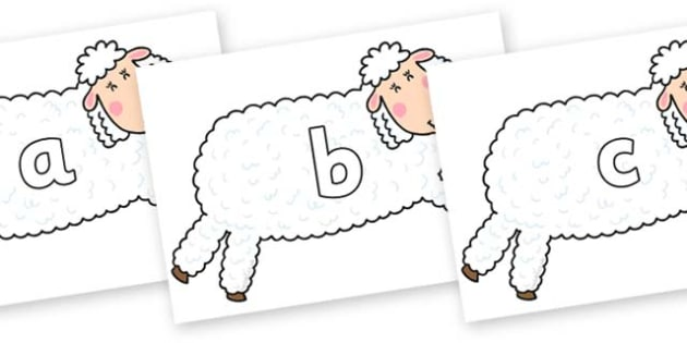 Phase 2 Phonemes on Hullabaloo Sheep to Support Teaching on Farmyard Hullabaloo - Phonemes, phoneme, Phase 2, Phase two, Foundation, Literacy, Letters and Sounds, DfES, display