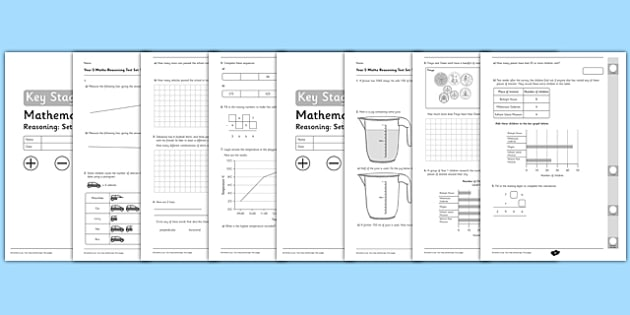 Year 5 Maths Reasoning Test  - Year 5, Reasoning, maths, test,