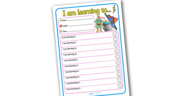 Themed Target and Achievement Sheets Superheroe Themed -  Target and Achievement, Target and Achievement Sheet, Target Sheet, Superhero Themed