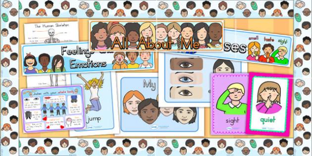 Ourselves Display Pack - ourselves, myself, display, display pack