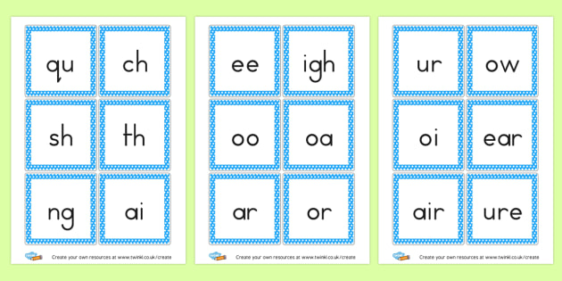 Phase 3 Sounds - Phase 3 Display Phonemes Primary Resources, Display, Letters, Word