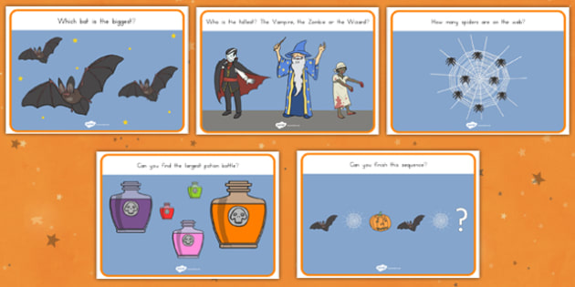 Halloween Activity Worksheets - Spooky, October,patterns, numbers, activity, filler, worksheet, sheet, colours