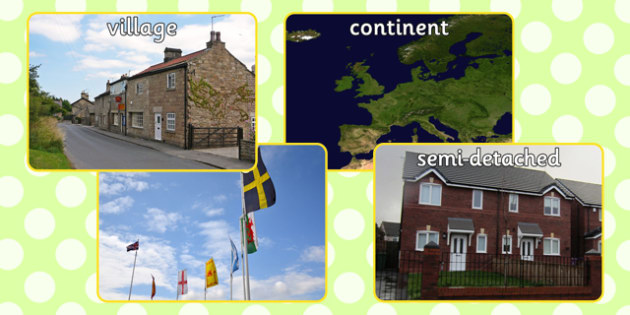 Our Local Area Display Photos - photo, displays, community, local