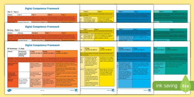Digital Competence Framework Resource Pack-Welsh