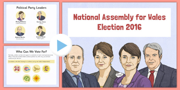 Welsh Assembly Elections 2016 Information PowerPoint - welsh, cymraeg, Welsh Assembly Elections 2016, Information PowerPoint