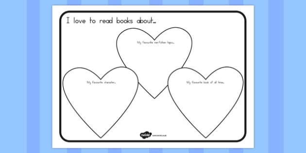 I Love to Read Worksheet - australia, I love to read, read, worksheet