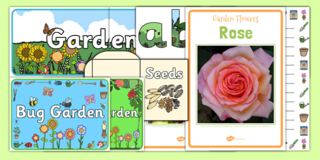 Elderly Care Gardening Club Pack - Elderly, Reminiscence, Care Homes, Gardening Club