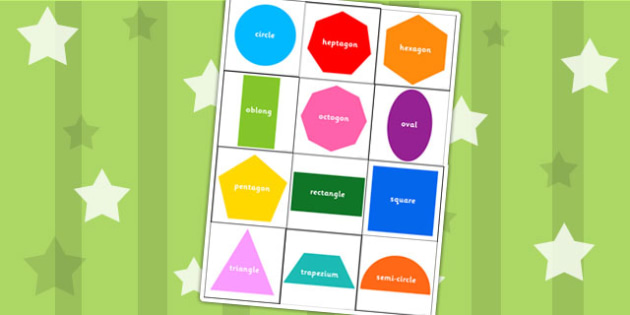 Bee Bot Coloured Shape Mat - shapes, numeracy, maths, visual aid