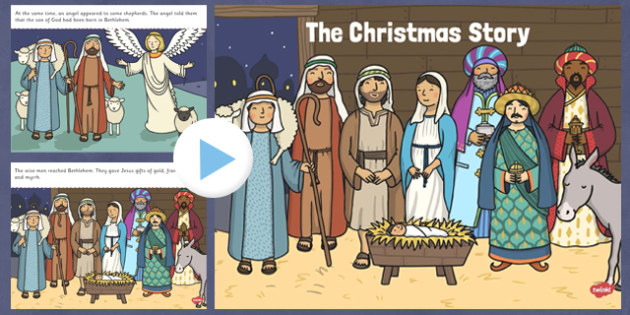The Nativity Story PowerPoint - nativity, christmas