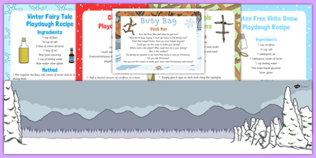 Busy Bag Prompt Card and Resource Pack to Support Teaching on Stick Man - busy bag, prompt card
