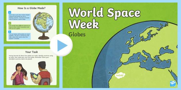 Globes Activity PowerPoint