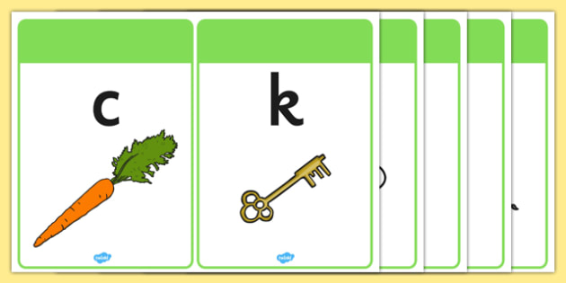 Phase 2-3 Letters and Sounds Display Pictures - phases, 2, 3
