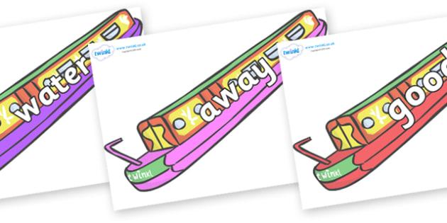Next 200 Common Words on Narrow Boats - Next 200 Common Words on  - DfES Letters and Sounds, Letters and Sounds, Letters and sounds words, Common words, 200 common words