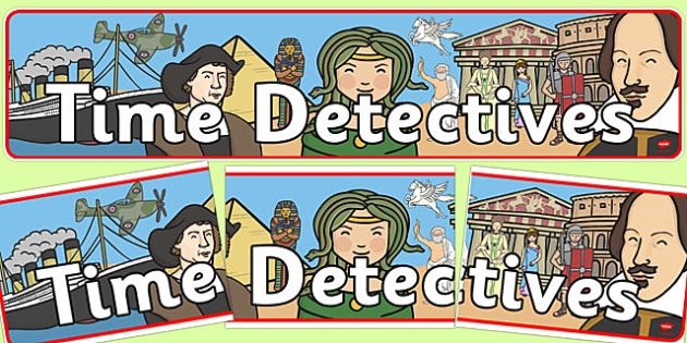 Time Detectives IPC Display Banner - time detectives, IPC display banner, IPC, time detectives display banner, IPC display, time detectives banner