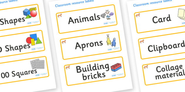Fox Themed Editable Classroom Resource Labels - Themed Label template, Resource Label, Name Labels, Editable Labels, Drawer Labels, KS1 Labels, Foundation Labels, Foundation Stage Labels, Teaching Labels, Resource Labels, Tray Labels, Printable label