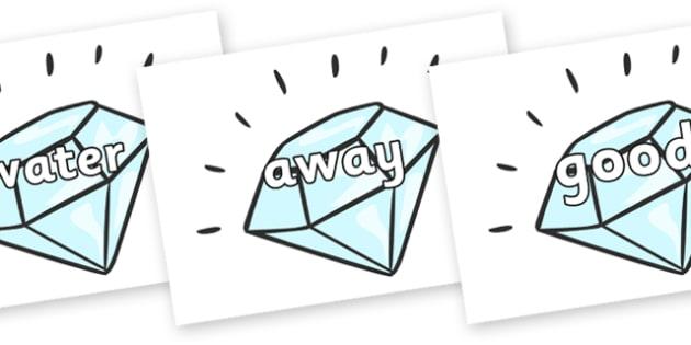 Next 200 Common Words on Diamonds - Next 200 Common Words on  - DfES Letters and Sounds, Letters and Sounds, Letters and sounds words, Common words, 200 common words