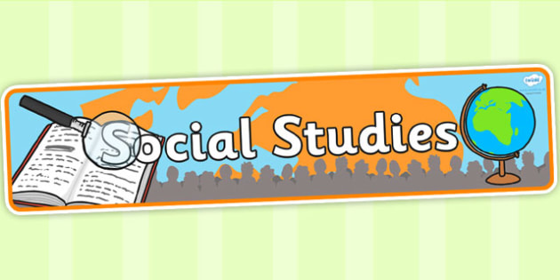 Social Studies Display Banner - social studies, social studies display banner, social studies display, social studies banner