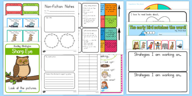 Guided Reading Pack - australia, guided, reading, pack, read
