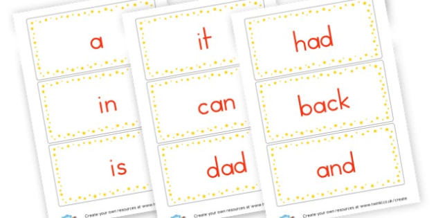 phase 2 frequent words - Phase 2 Visual Aids Primary Resources, Phase One, Letters, sounds