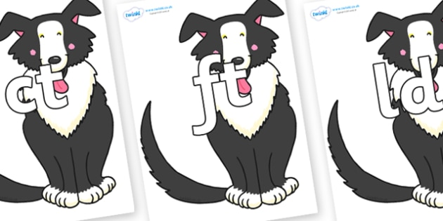 Final Letter Blends on Hullabaloo Sheepdog to Support Teaching on Farmyard Hullabaloo - Final Letters, final letter, letter blend, letter blends, consonant, consonants, digraph, trigraph, literacy, alphabet, letters, foundation stage literacy