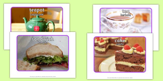 Royal Afternoon Tea Role Play Display Photos Polish Translation - polish, royal, afternoon tea, role play, display, photos
