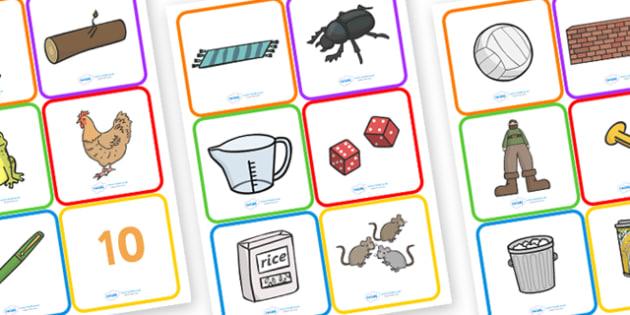 Rhyming String Cards - rhyme, rhyming, rhyming image cards, rhyme matching cards, rhyme image matching cards, CVC and CVCC words, rhyme activities, english