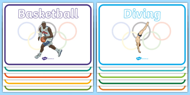 The Olympics Group Signs -  Olympics, Olympic Games, sports, Olympic, London, group signs, group labels, group table signs, table sign, teaching groups, class group, class groups, table label,  2012, activity, Olympic torch, medal, Olympic Rings, mas
