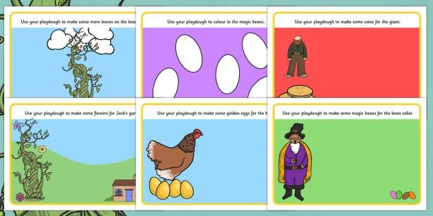 Jack and the Beanstalk Playdough Mats - jack and the beanstalk, playdough mat, play doh mat, playdoh mat, play dough, fine motor skills, art, art mat