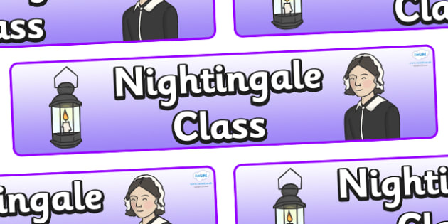 florence nightingale classroom resources library - photo#27