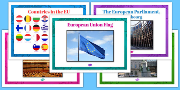 European Union Poster Pack - european union, referendum, european referendum, european, union, pack, poster