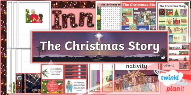PlanIt - RE Year 6 - The Christmas Story Additional Resources
