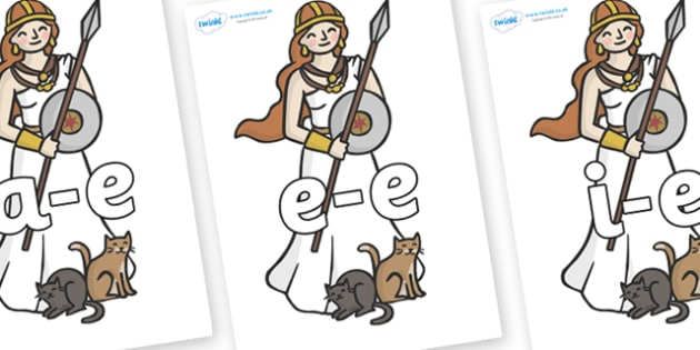 Modifying E Letters on Viking - Modifying E, letters, modify, Phase 5, Phase five, alternative spellings for phonemes, DfES letters and Sounds