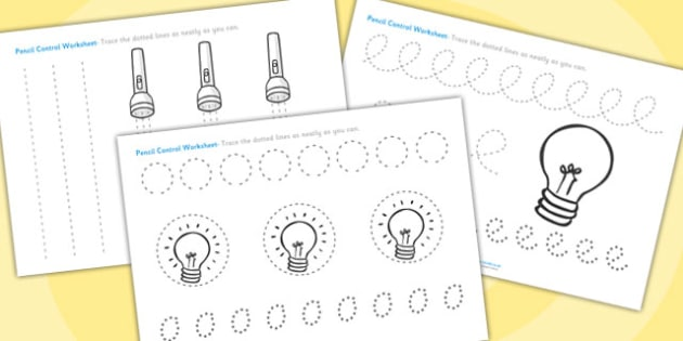 Light and Dark Pencil Control Worksheets - pencil control worksheet, light and dark, pencil control, light, dark, light and dark pencil control, pencil