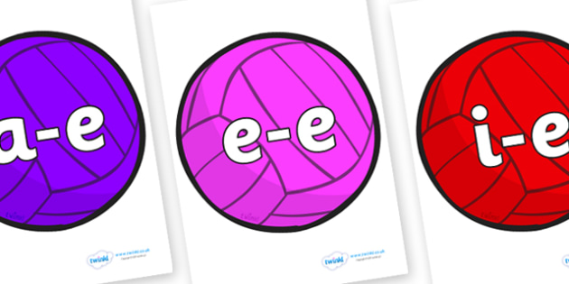 Modifying E Letters on Water Polo - Modifying E, letters, modify, Phase 5, Phase five, alternative spellings for phonemes, DfES letters and Sounds