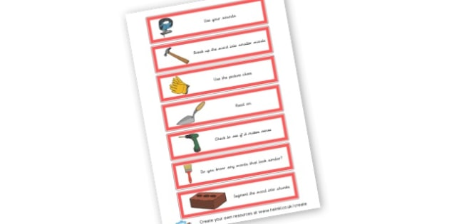 Reading Strategies Cards - Reading Visual Aids & Posters Primary Resources, Story, writing